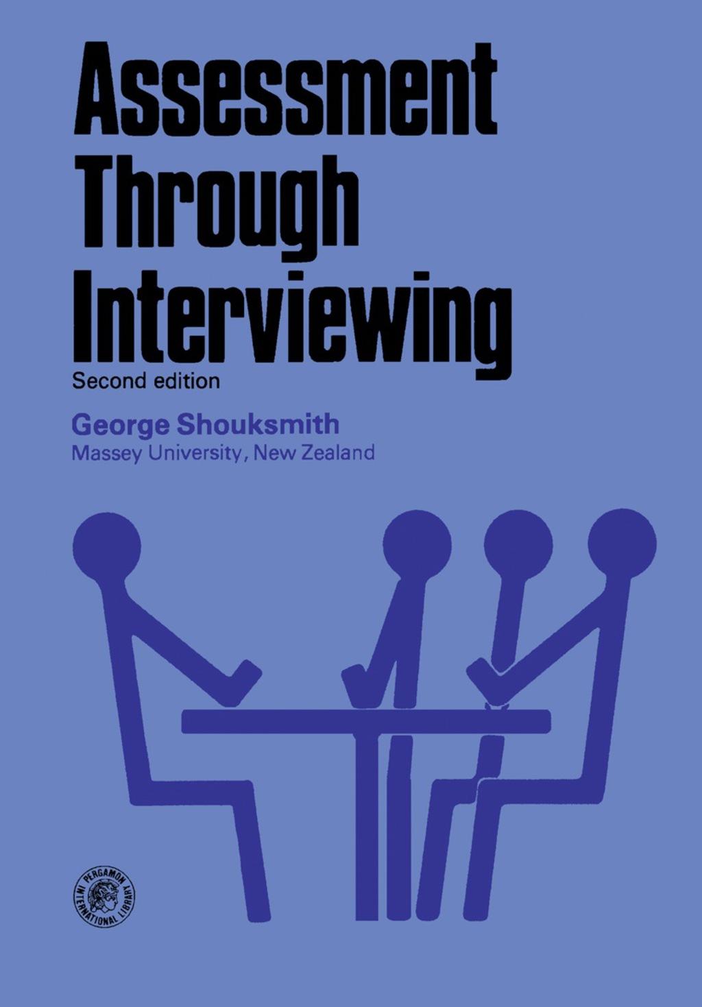 Assessment Through Interviewing (eBook)