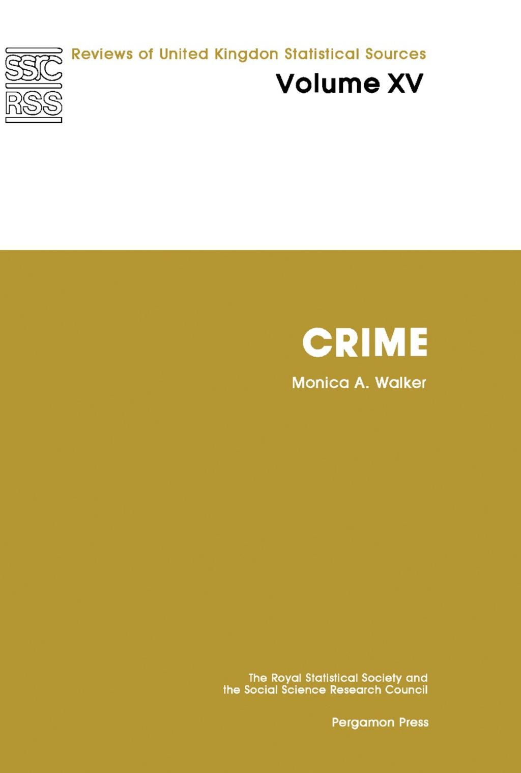 Crime (eBook)