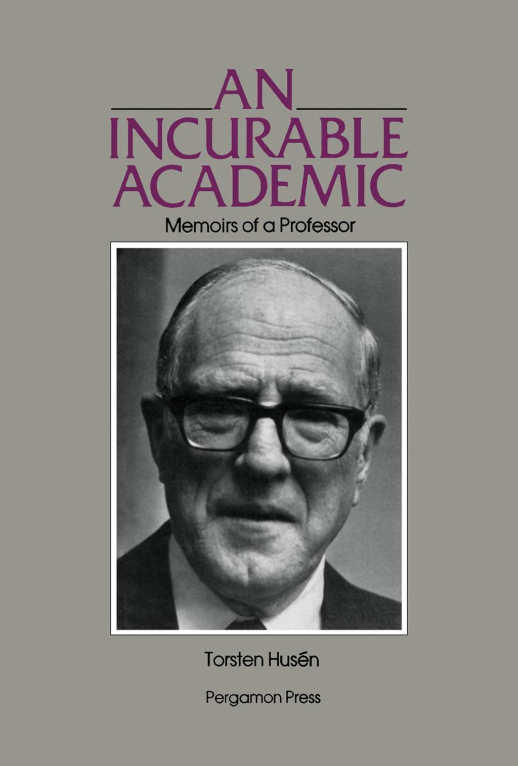 An Incurable Academic (eBook)