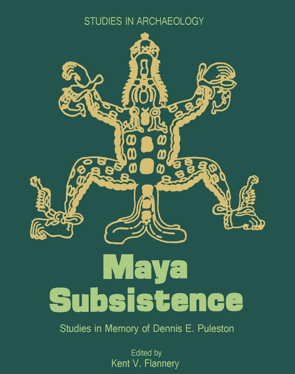 Maya Subsistence (eBook)
