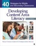 Developing Content Area Literacy 9781483347653R90