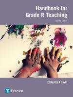 """Handbook for Grade R Teaching 2/E ePDF"" (9781485716877)"