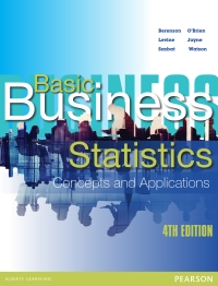 business stat Business statistics textbook solutions and answers from chegg get help now.