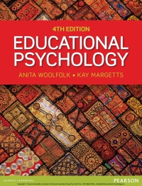 Educational Psychology Ebook 4th Edition 9781486019854 Vitalsource