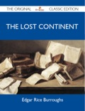 The Lost Continent - The Original Classic Edition 9781486415021
