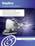 Haptics Complete Certification Kit - Core Series for IT 9781486458318