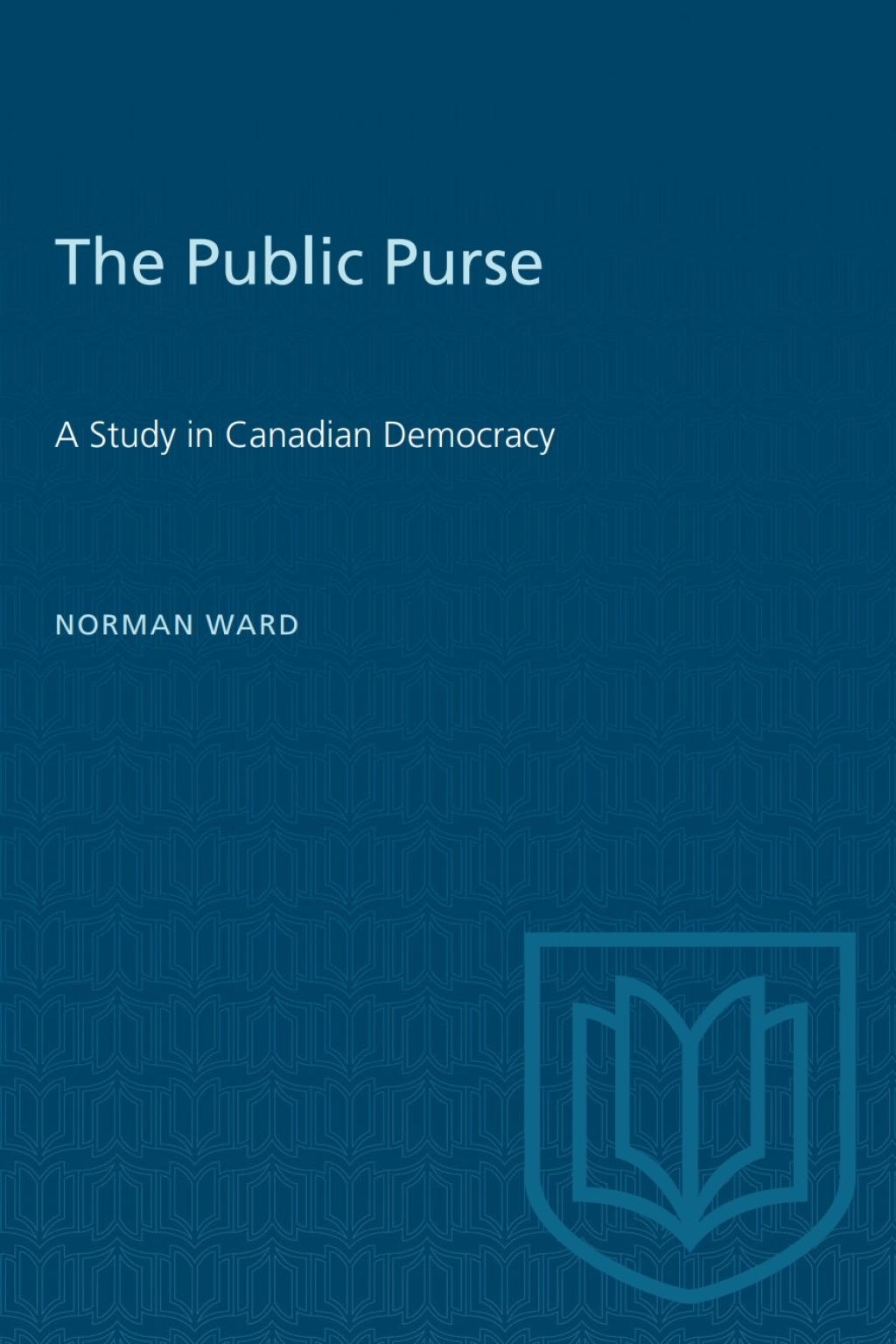 The Public Purse (eBook) (9781487574413) photo