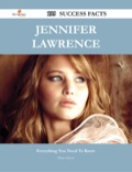Jennifer Lawrence 195 Success Facts - Everything you need to know about Jennifer Lawrence 9781488574221