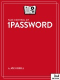 Take Control of 1Password 9781492066422