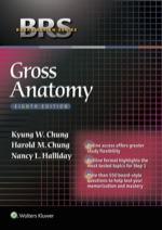 """""""BRS Gross Anatomy"""" (9781496305039)"""