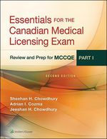 """Essentials for the Canadian Medical Licensing Exam"" (9781496307347)"