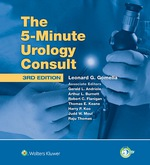 """""""The 5 Minute Urology Consult"""" (9781496308245)"""