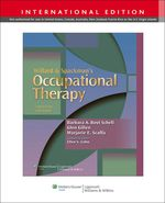 """Willard and Spackman's Occupational Therapy"" (9781496309235)"