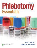 """Phlebotomy Essentials"" (9781496319920)"