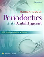 """Foundations of Periodontics for the Dental Hygienist"" (9781496320865)"