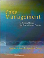 """Case Management: A Practical Guide for Education and Practice"" (9781496321862)"