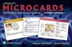 """""""Lippincott Microcards: Microbiology Flash Cards"""" (9781496322302)"""