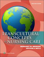 """Transcultural Concepts in Nursing Care"" (9781496322487)"