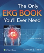 """The Only EKG Book You'll Ever Need"" (9781496323088)"