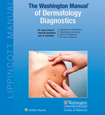 """The Washington Manual of Dermatology Diagnostics"" (9781496335210)"