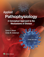"""Applied Pathophysiology: A Conceptual Approach to the Mechanisms of Disease"" (9781496335876)"