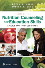 """Nutrition Counseling and Education Skills"" (9781496339157)"
