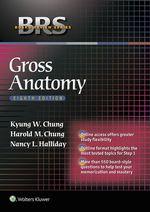 """""""BRS Gross Anatomy"""" (9781496343185)"""