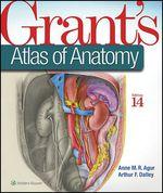 """""""Grant's Atlas of Anatomy"""" (9781496343819)"""