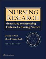 """Resource Manual for Nursing Research: Generating and Assessing Evidence for Nursing Practice"" (9781496345325)"