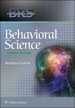 """BRS Behavioral Science"" (9781496349385)"