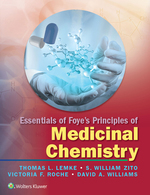 """Essentials of Foye's Principles of Medicinal Chemistry"" (9781496354259)"