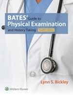 """Bates' Guide to Physical Examination and History Taking"" (9781496354709)"