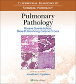 """""""Differential Diagnosis in Surgical Pathology: Pulmonary Pathology"""" (9781496360168)"""