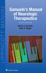 """Samuel's Manual of Neurologic Therapeutics"" (9781496360342)"