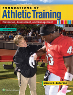 """Foundations of Athletic Training"" (9781496360939)"