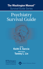 """The Washington Manual® Psychiatry Survival Guide"" (9781496363404)"