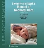 """Cloherty and Stark's Manual of Neonatal Care"" (9781496365347)"
