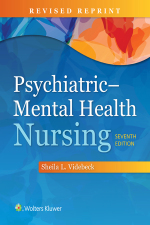 """Psychiatric Mental Health Nursing"" (9781496373816)"