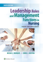 """Leadership Roles and Management Functions in Nursing"" (9781496374851)"