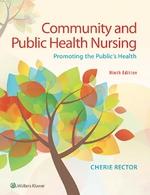 """Community & Public Health Nursing"" (9781496374899)"