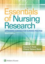 """Essentials of Nursing Research"" (9781496374929)"