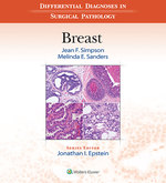 """Differential Diagnoses in Surgical Pathology: Breast"" (9781496375407)"