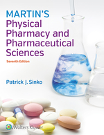 """Martin's Physical Pharmacy and Pharmaceutical Sciences"" (9781496376473)"