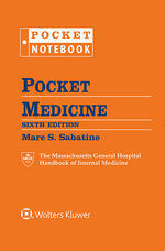 """Pocket Medicine: The Massachusetts General Hospital Handbook of Internal Medicine"" (9781496381521)"