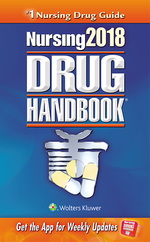 """Nursing2018 Drug Handbook"" (9781496384096)"