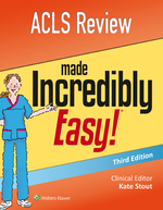 """""""ACLS Review Made Incredibly Easy"""" (9781496384553)"""