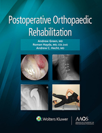 """Postoperative Orthopaedic Rehabilitation"" (9781496385192)"