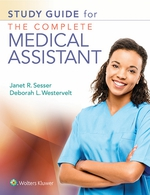 """""""Study Guide for The Complete Medical Assistant"""" (9781496385673)"""