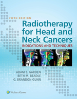 """""""Radiotherapy for Head and Neck Cancers: Indications and Techniques"""" (9781496387998)"""