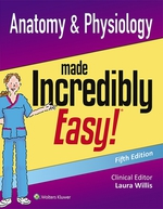 """Anatomy & Physiology Made Incredibly Easy!"" (9781496396648)"